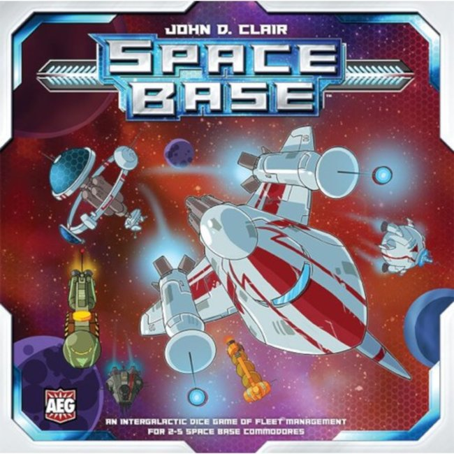 AEG Space Base [English]