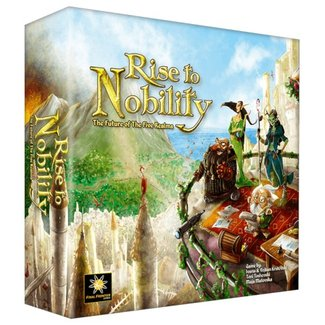 Pixie Games Rise to Nobility [French]