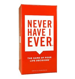 INI Never Have I Ever [anglais]