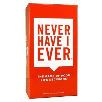 INI Never Have I Ever [anglais]