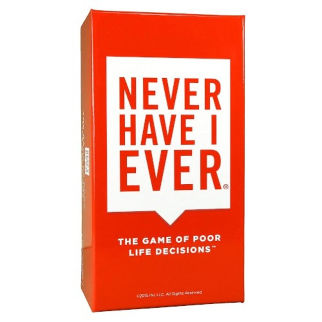 INI Never Have I Ever [English]