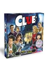 Hasbro Games Clue [multilingue]