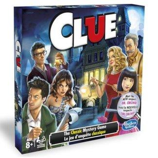 Hasbro Games Clue [Multi]
