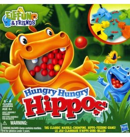 Hasbro Games Hungry Hungry Hippos [multilingue]