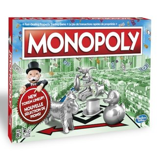 Hasbro Games Monopoly [Multi]