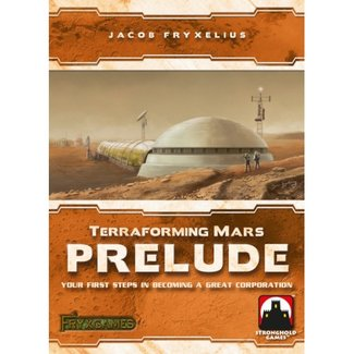 Stronghold Games Terraforming Mars : Prelude [English]