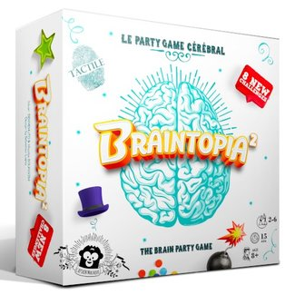 Captain Macaque Braintopia 2 [français]