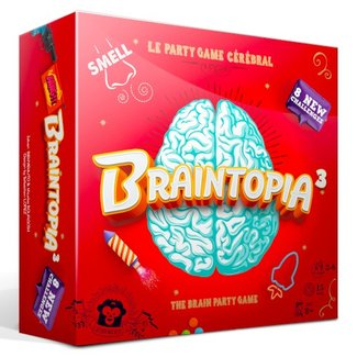 Captain Macaque Braintopia 3 [French]