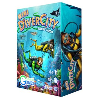 Sphere Games Mini DiverCity [English]