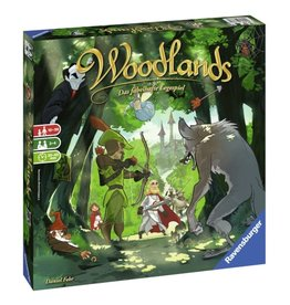 Ravensburger Woodlands [anglais]