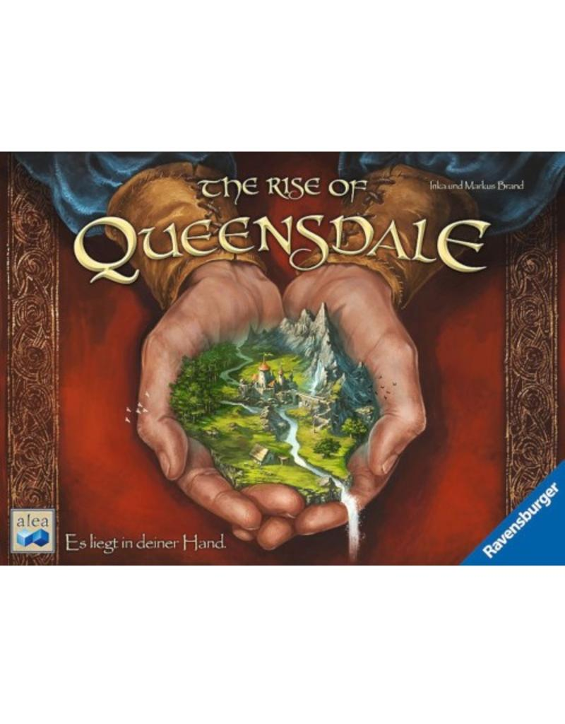 Ravensburger Rise of Queensdale (the) [anglais]
