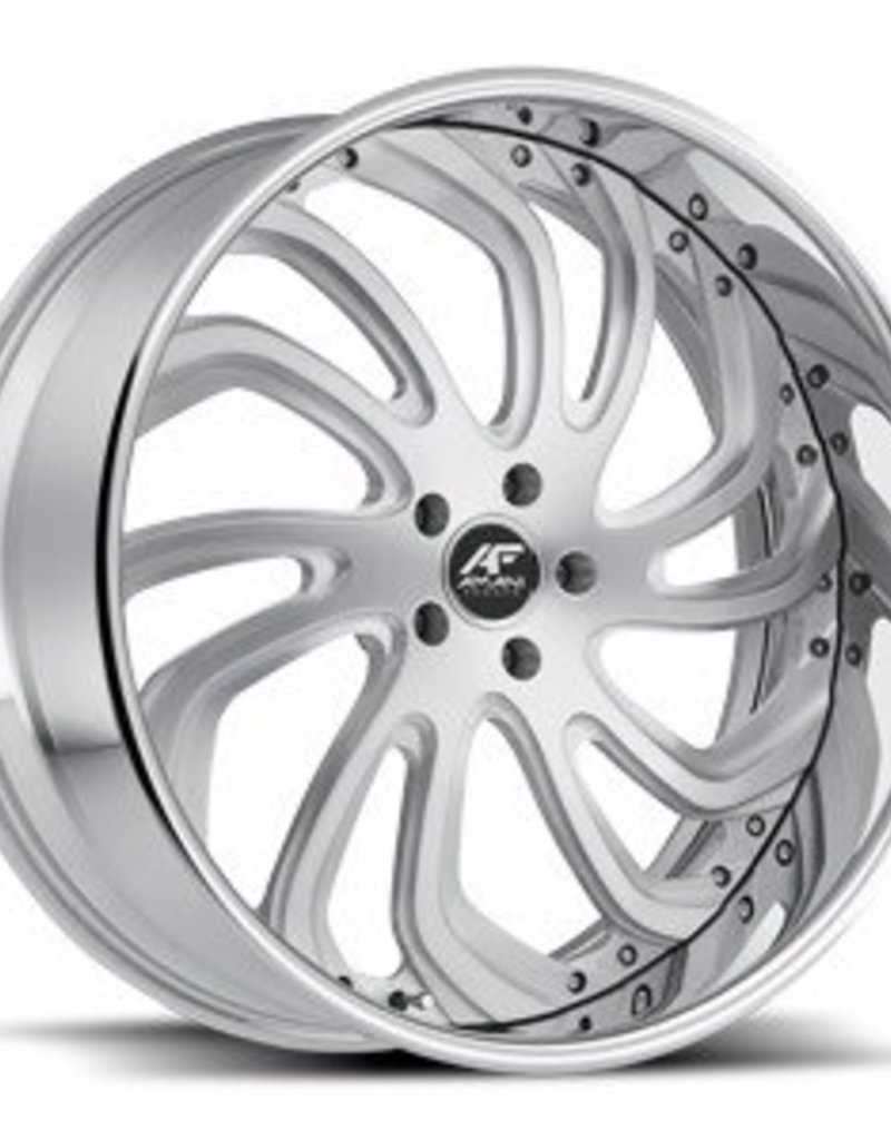 Amani Forged Amani Advanity 26 5 115 120 Staggered Detroit Wheel