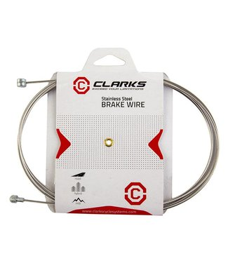 CLARKS CABLE BRAKE WIRE SS 1.5x2000 UNIV