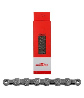 SUNRACE CHAIN  1/2x3/32 CNM94 9s 116L GY