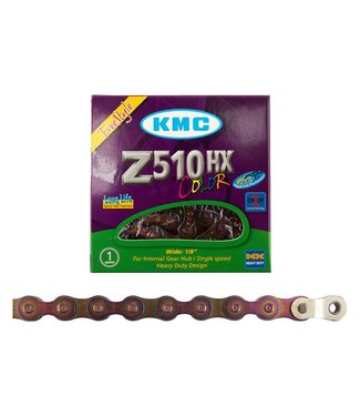 "Z510HX Chain: 1/8"" 112 Links, Neo Chrome"