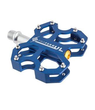 ORIGIN8 PEDALS PROFORM UL CNC SB 9/16 BLUE