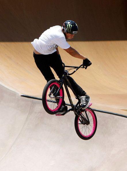 Scotty Cranmer Pro BMX Rider Furthers The Sport