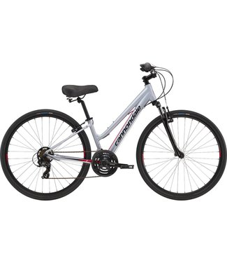 CANNONDALE Adventure 3 Satin Gray Tall Womens 2019