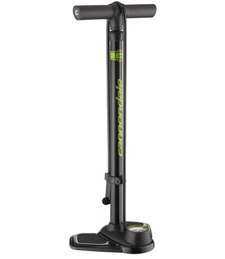 CANNONDALE FLOOR AIR PUMP AIRPORT NITRO BLACK