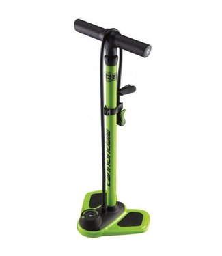 CANNONDALE FLOOR PUMP AIRPORT NITRO GREEN
