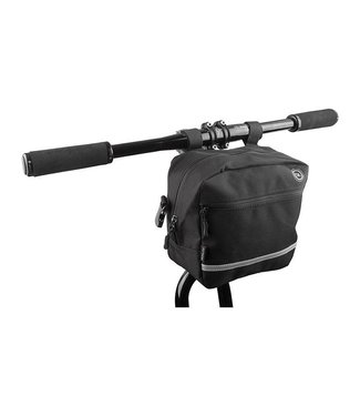HANDLEBAR BAG MEDIUM BAR TENDER II BLACK