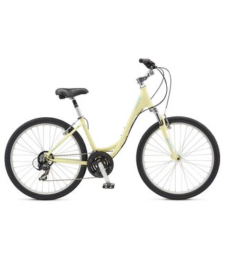 SCHWINN SIERRA YELLOW MEDIUM WOMENS 26 - 2018