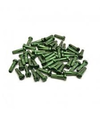 PRIMO 14G ALLOY NIPPLES GREEN