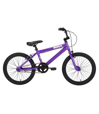 SE BRONCO  2018 PURPLE 20""
