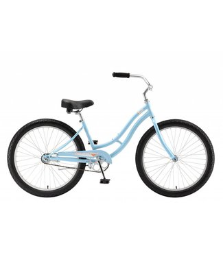 "SUN BICYCLES CRUISER 24"" REVOLUTION BLUE"