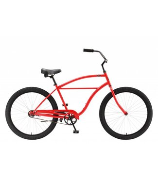 "SUN BICYCLES REVOLUTION 26"" MENS RED"