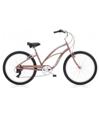 ELECTRA 7S LADIES BEACHCRUISER BRONZE