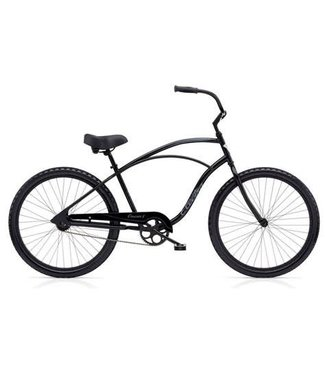 CRUISER 1 MENS GLOSS BLACK