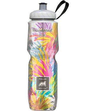 Polar Bottles Insulated Water Bottle: 24oz, Starburst
