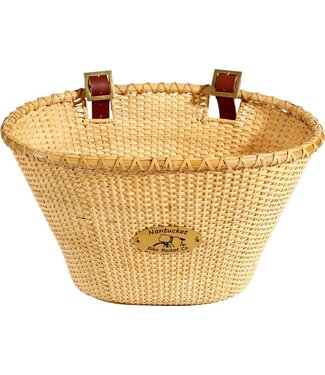 Nantucket Nantucket, Ligthship, Oval basket, 14''x10''x8.5'', Natural