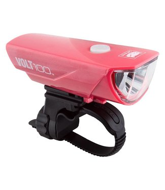 CATEYE BIKE LIGHT VOLT 100 PINK HL-EL150RC