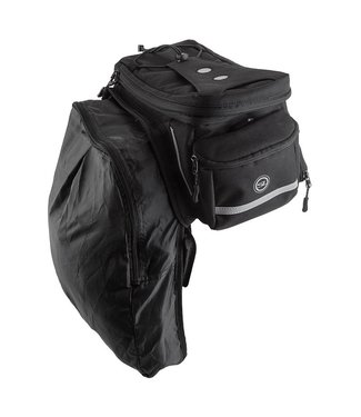 BAG  RACKPACK MEDIUM W/PANNIER TOPLOAD