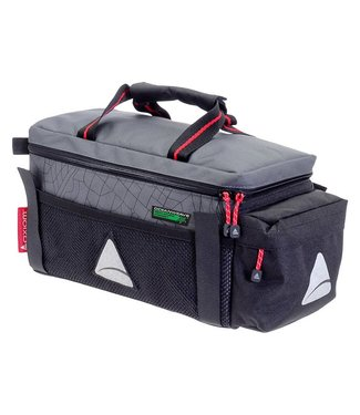 Axiom BAG TRUNK SEYMOUR O-WEAVE GRAY/BLACK