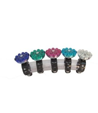 MIRRYCLE BELL BLING ADJUSTABLE 22.2-31.8 amethyst