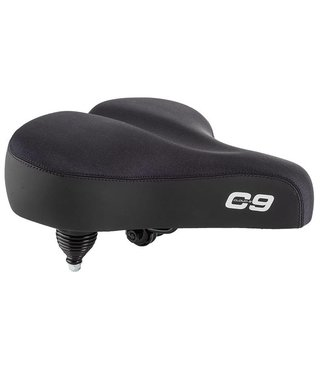 CLOUD-9 CRUISER CISER SEAT LYCRA BK