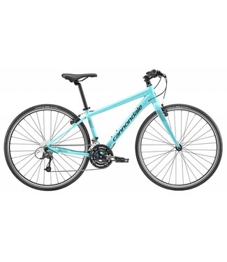 CANNONDALE Quick 4 W's Small Turquoise