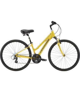 CANNONDALE CANNONDALE 700 F Adventure 2 Small Canary