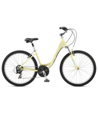 SCHWINN SIERRA YELLOW LARGE  WOMENS 26 - 2018