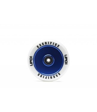 sacrifice UFO WHEEL 110 BLUE