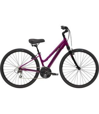 CANNONDALE 2019 Adventure 1 W's Purple
