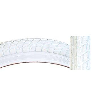 TIRES 20x1.95 WHITE/WHITE KONTACT K841