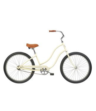 TUESDAY JUNE 1 LOW STEP WOMEN'S BEACH CRUISER 26""