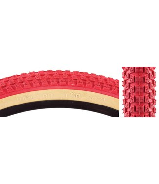 SE TIRES RACING CUB 24x2.0 RED/TAN WIRE/27