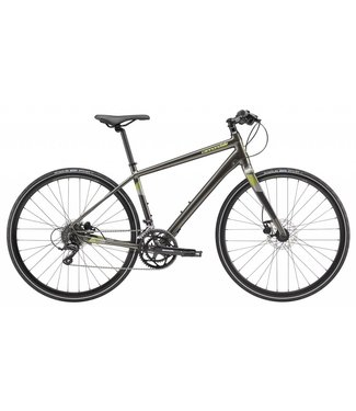 CANNONDALE QUICK DISC 3 MEDIUM GRAY/GREEN 2018