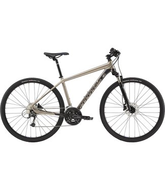 CANNONDALE QUICK CX 3 2019 LARGE Meteor Gray