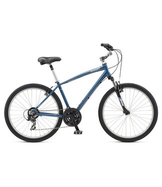 SCHWINN Sierra Mens Blue Small 2018